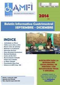 Boletin Informativo Cuatrimestral Septiembre_Diciembre_2014