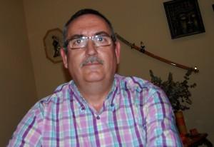 Alejandro Gil, tesorero de la Asociación AMFI y autor de las fotografías