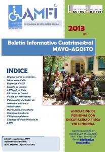 Boletín Informativo Cuatrimestral Mayo-Agosto 2013