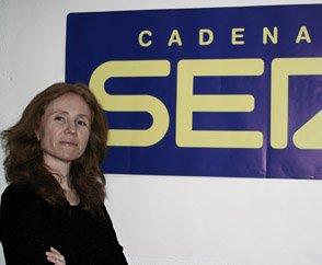 Andrés Molina y Ana Amat en Radio Elda Cadena Ser