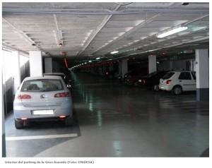 vivirdigital.com 28 de agosto de 2015 AMFI impulsa el parking de la Gran Avenida tras lograr 170 nuevos usuarios y 37 plazas vendidas en dos meses