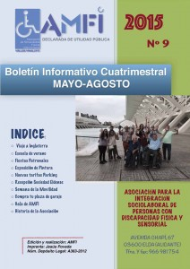 Boletín Informativo Cuatrimestral Mayo-Agosto 2015