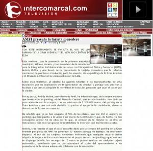 intercomarcal.com 17 de octubre de 2015 AMFI presenta la tarjeta monedero