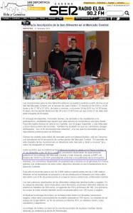 radioelda.com 21 de diciembre de 2015 Abierta la inscripción de la San Silvestre en el Mercado Central