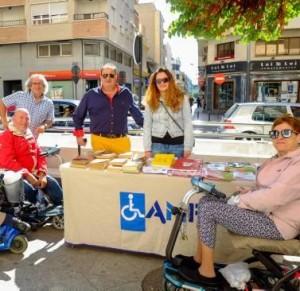 AMFI en la X edición Libros en la calle