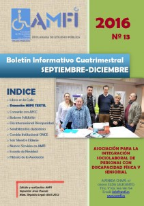 Boletín Informativo Cuatrimestral Septiembre-Diciembre 2016