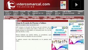 intercomarcal.com 3 de abril de 2017 Llega la Escuela de Pascua a Salinas