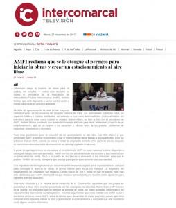AMFI reclama que se le otorgue el permiso para iniciar la obras y crear un estacionamiento al aire libre