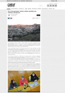 Cinco discapacitados subirán a Bolón ayudados por colectivos montañeros
