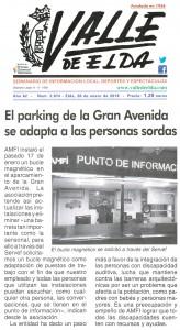 El parking de la Gran Avenida se adapta a las personas sordas