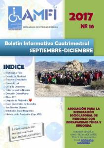 Boletín Informativo Cuatrimestral Septiembre-Diciembre 2018