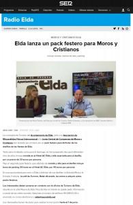 Elda lanza un pack festero para Moros y Cristianos