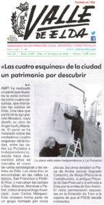 """""""Las cuatro esquinas"""" de la ciudad un patrimonio por descubrir"""
